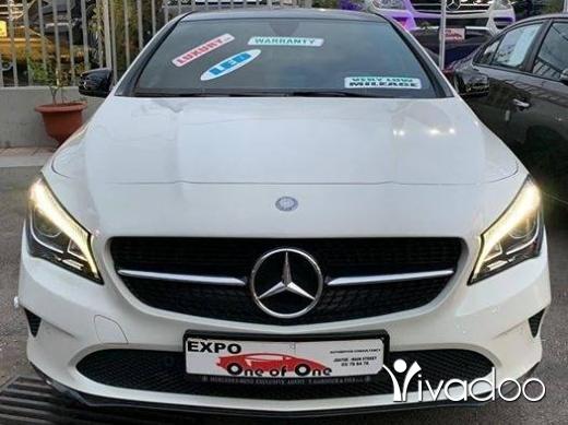 Mercedes-Benz in Bouchrieh - Mercedes CLA200 2017 (tgf)!!!