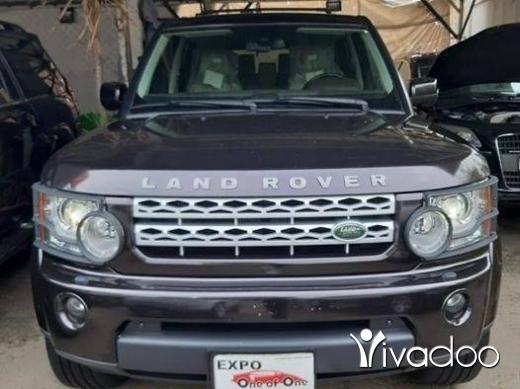 Rover in Bouchrieh - Land Rover LR4 luxury plus HSE 2012