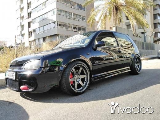Volkswagen in Beirut City - Golf 4 2005 gti