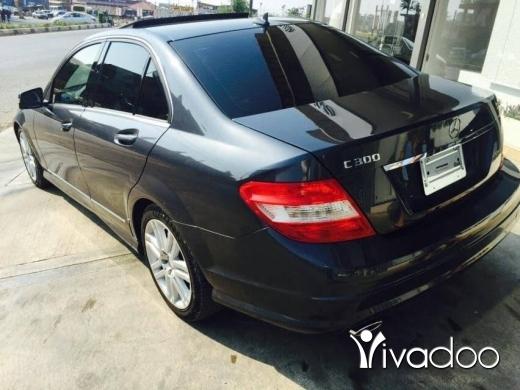 Mercedes-Benz in Al Mahatra - أجنبي c300