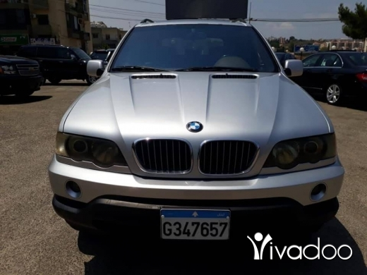 BMW in Dahr el-Ain - Bmw x5 for sale