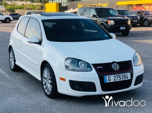Volkswagen in Beirut City - golf gti 2006 full options for inf: 71010821