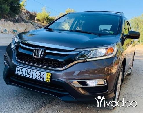 Honda in Beirut City - Honda CRV 2015 ex 4x4