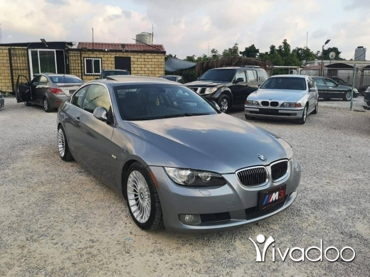 BMW in Sour - E92 328i sport
