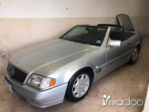 Mercedes-Benz in Beirut City - SL 500 model 1992