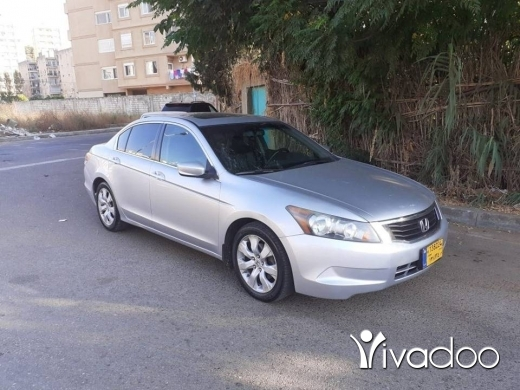 Honda in Tripoli - Honda accord exl 2010 khar2a bel nadafe dwelib jdeed ajnabiye