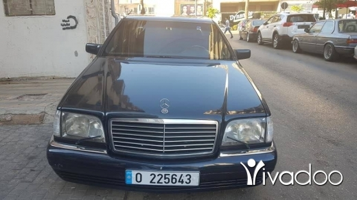 Mercedes-Benz in Kfar Yachit - Mercedes s500