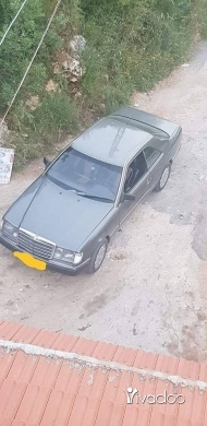 Mercedes-Benz in Port of Beirut - مرسيدس كوبيه