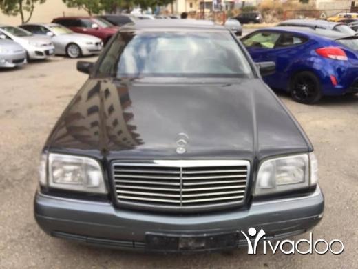 Mercedes-Benz in Majd El - S 320 mod 1994 kayen ankad 2019