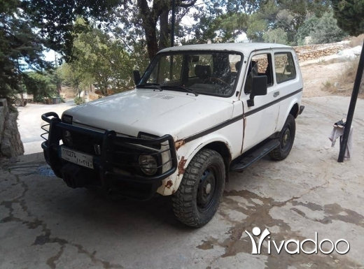 Lada in Port of Beirut - Lada niva Ac for sell
