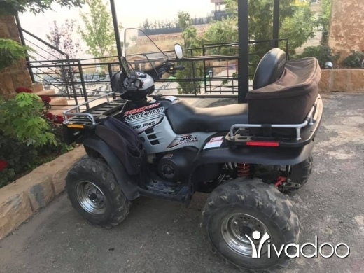 Other Motorbikes in Beirut City - Atv polaris 700cc twin
