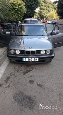 BMW in Baalback - BMW موديل١٩٩٣