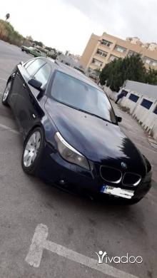 BMW in Tripoli - ٥٣٠ ٢٠٠٥ سبورت باكاتج أنقاض