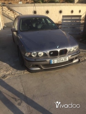 BMW in Al Bahsas - Bmw 528 model 98
