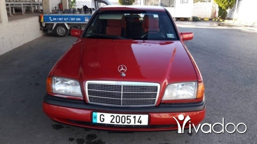 Mercedes-Benz in Tripoli - mercedes 95