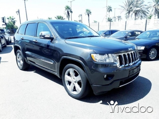 Jeep in Beirut City - GRAND Cherokee 2011 V6