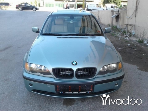 BMW in Tripoli - BMW 318i ,2003