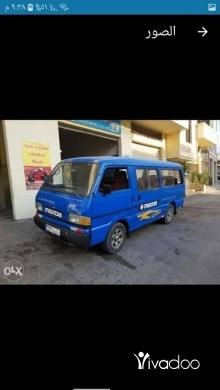 Vans in Sour - فان مازدا نظيف للمدرسه سياحه 14راكب