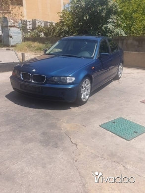 BMW in Port of Beirut - Bmw e46