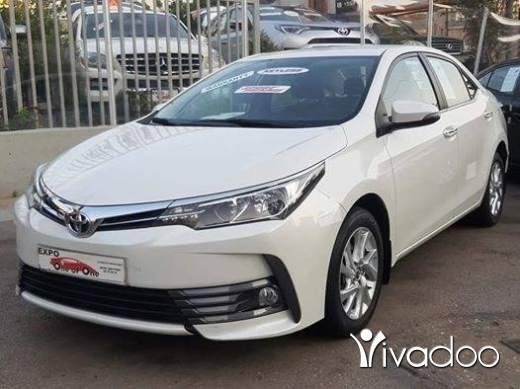 Toyota in Bouchrieh - Toyota Corolla 2017 super full package