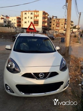 Nissan in Tripoli - Nissan micra 2013