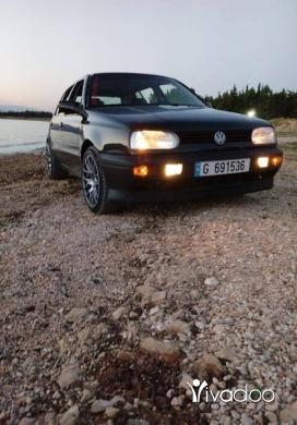 Volkswagen in Zahleh - Golf Vr6 1992 ndifi lsayara