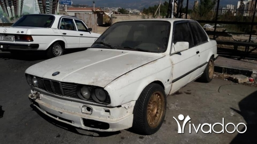 BMW in Tripoli - bmw batta lal be3 318 bada chwayet cha8el