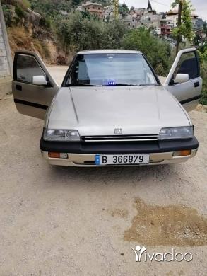 Honda in Berqayel - Honda acord mod 87