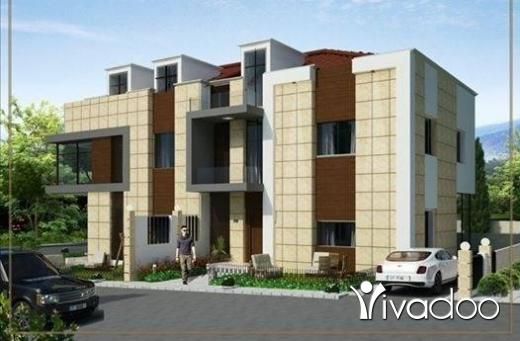 Apartments in Ras-Meska - للبيع فلل قيد الانشاء في منطقة راسمسقا الكورة)