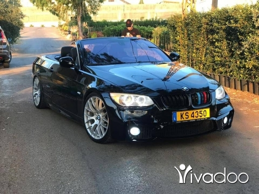 BMW in Beirut City - E93 328i ajnabeye