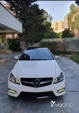 Mercedes-Benz in Beirut City - 2012 Mercedes c350