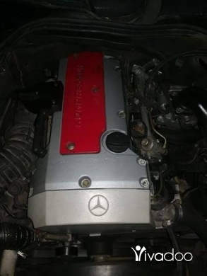 Mercedes-Benz in Jiyeh - تم تخفيض السعر مرسيدس 4 سلندر c230 موديل 2000 تلفون 78859314