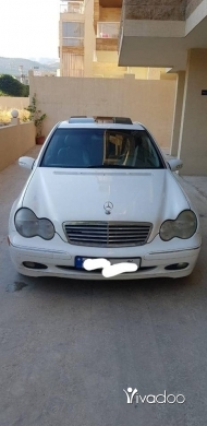 Mercedes-Benz in Zahleh - c240 jdide full