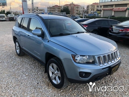 Jeep in Zahleh - jeep cheroke compass 2014 4x4