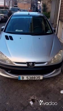 Peugeot in Tripoli - Peugeot 206