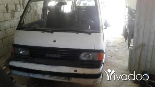 Vans in Rashia El Fekhar - فان للبيع إنقاض-موديل ل 91 خصوصي