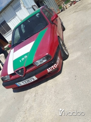 Alfa Romeo in Damour - Alfa 155 GTV model 93