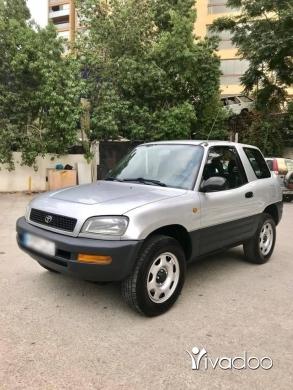 Toyota in Tripoli - Toyota Rav4 1997