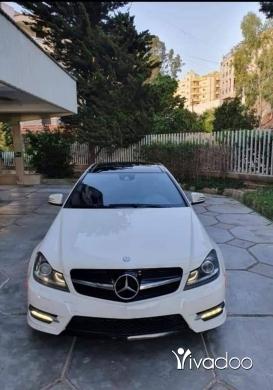 Mercedes-Benz in Beirut City - 2012 Mercedes c350