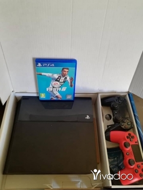 Other Appliances in Beirut City - PS4 Fat 500 Gb 2 Joystick FiFa19 Arabic