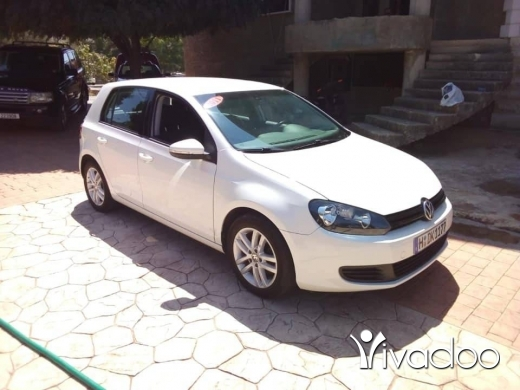 Volkswagen in Beirut City - golf