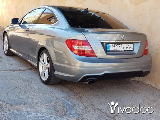 Mercedes-Benz in Nabatyeh - mercedes c