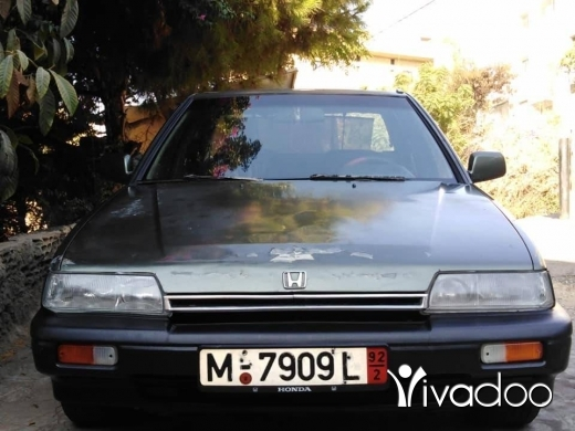 Honda in Tripoli - Honda akord model 88