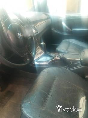 BMW in Tripoli - X5 2001