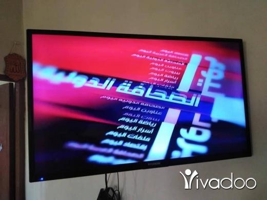 Televisions, Plasma & LCD TVs in Beirut City - تلفزيون ٣٢ انش الي شهران جايبو بعدو جديد بل علبي HYUNDAI