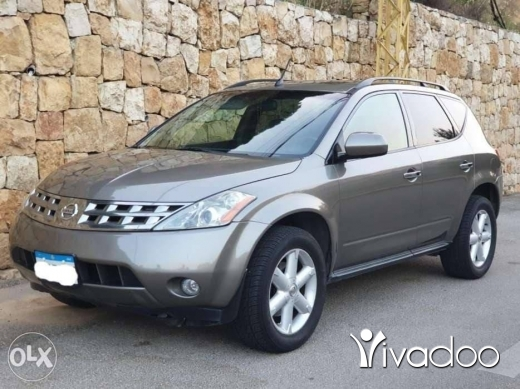 Nissan in Hazmieh - Murano SE AWD