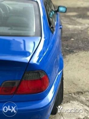 BMW in Tripoli - 2001 BMW 3 Series