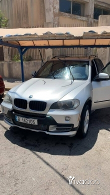 BMW in Kfar Bachit - X5 2008