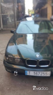 BMW in Beirut City - E 39 535