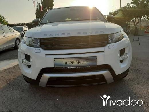 Rover in Tripoli - Range eover evoque